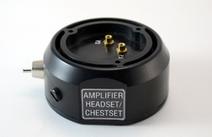 headset amplifier sound powered headset